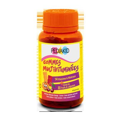 Vitaminas para los más pequeños
