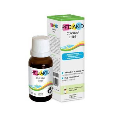 Reducir los cólicos del lactante con Pediakid Colicillus