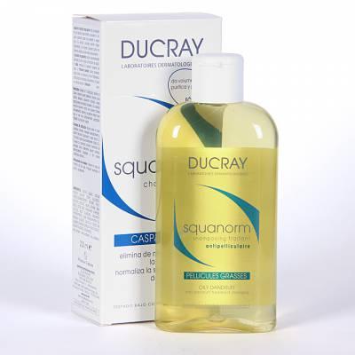Di adiós a la caspa con Ducray Squanorm