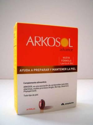 Prepara tu piel para el sol con Arkosol Advance