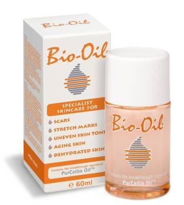 Di adiós a las estrias con el Aceite Bio-Oil