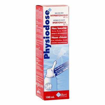 Congestión Nasal: aprende a combatirla con Physiodose Spray
