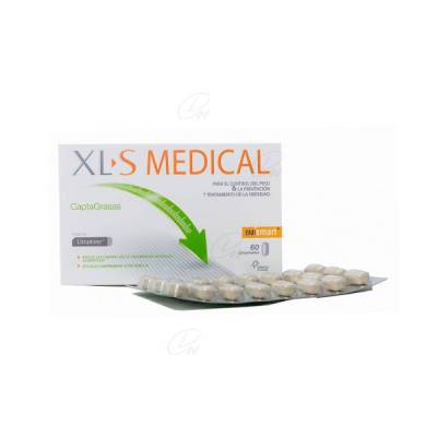 Pierde peso con XLS Medical Captagrasas